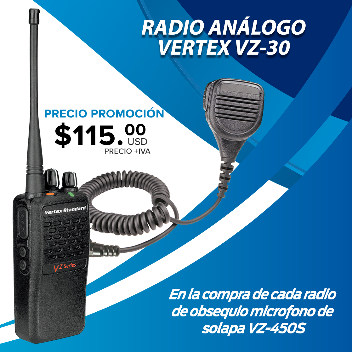 VZ-30 + microfono