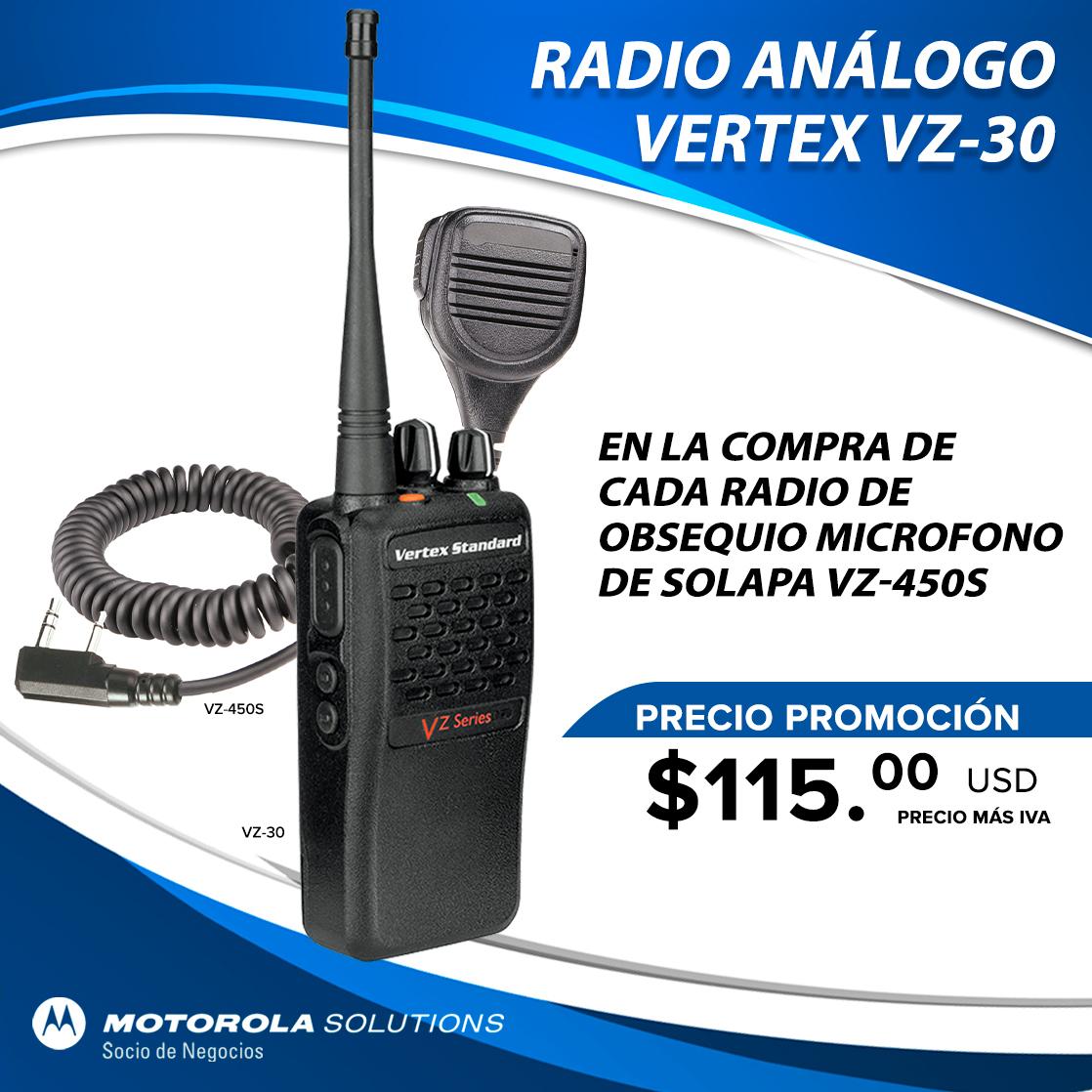vz-30 con microfono gratis
