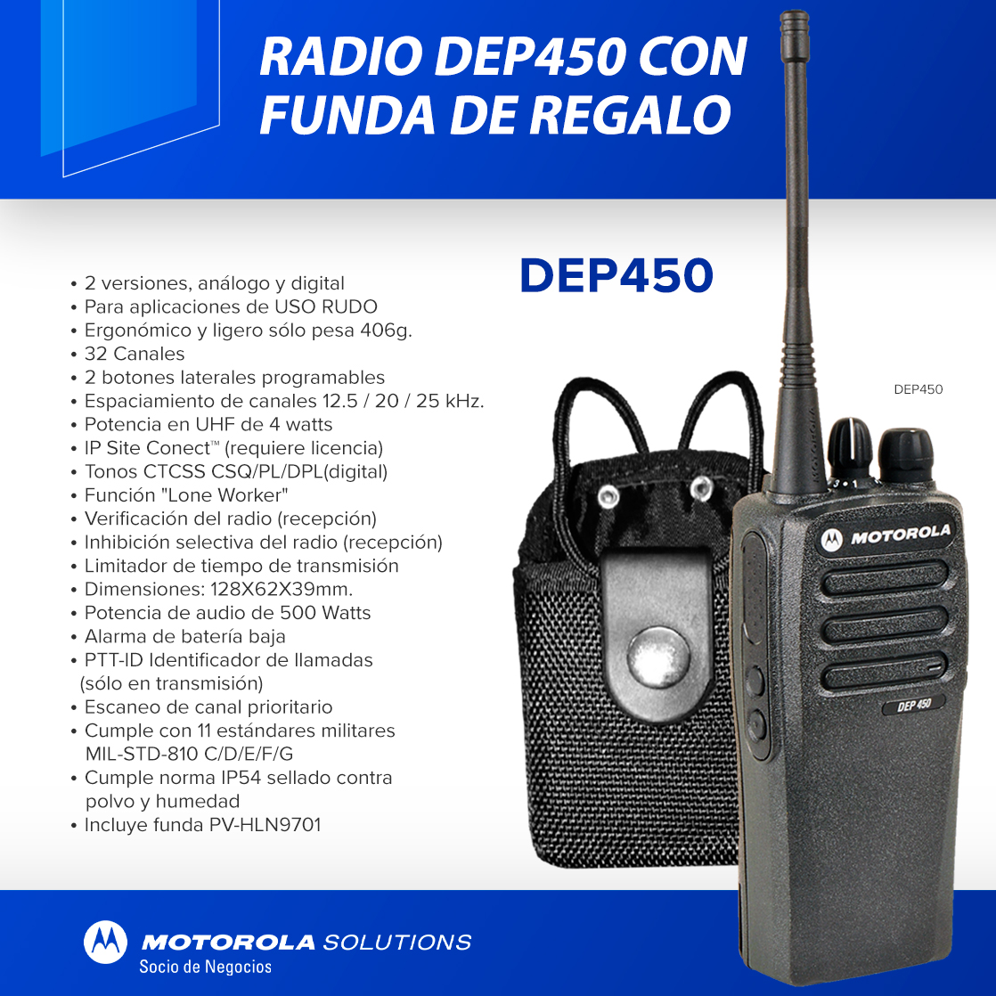 DEP550e